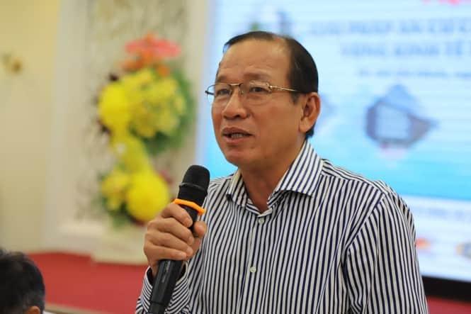 Phó giám đốc NHNN chi nhánh TPHCM Nguyễn Hoàng Minh